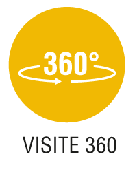 visite virtuelle et 360
