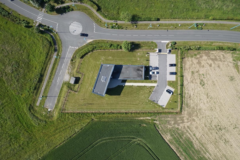 Drone bâtiment
