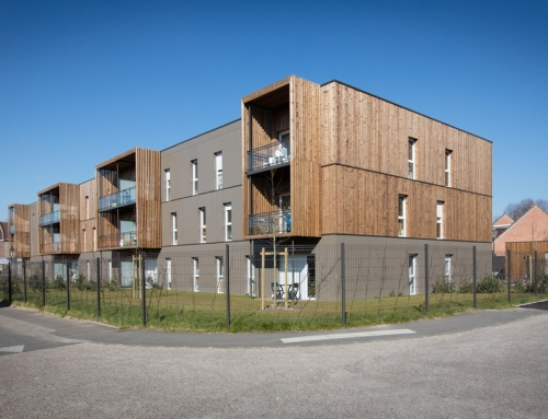 Immeuble d'habitation NEXITY