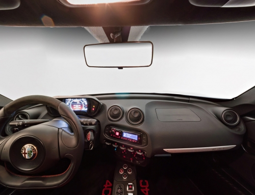 Intérieur d'un véhicule