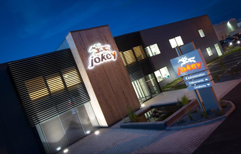 Extension bâtiment JOKEY
