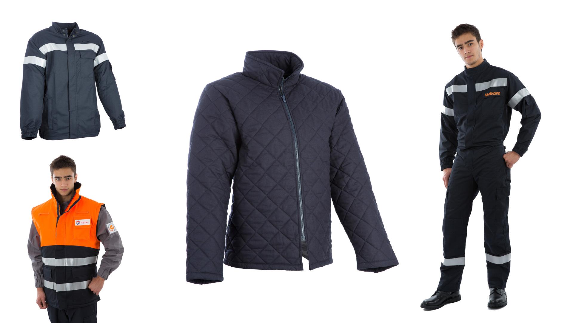Catalogue vêtements agence AUDACE